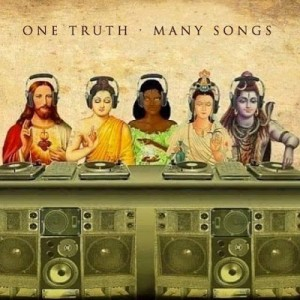 One truth many songs