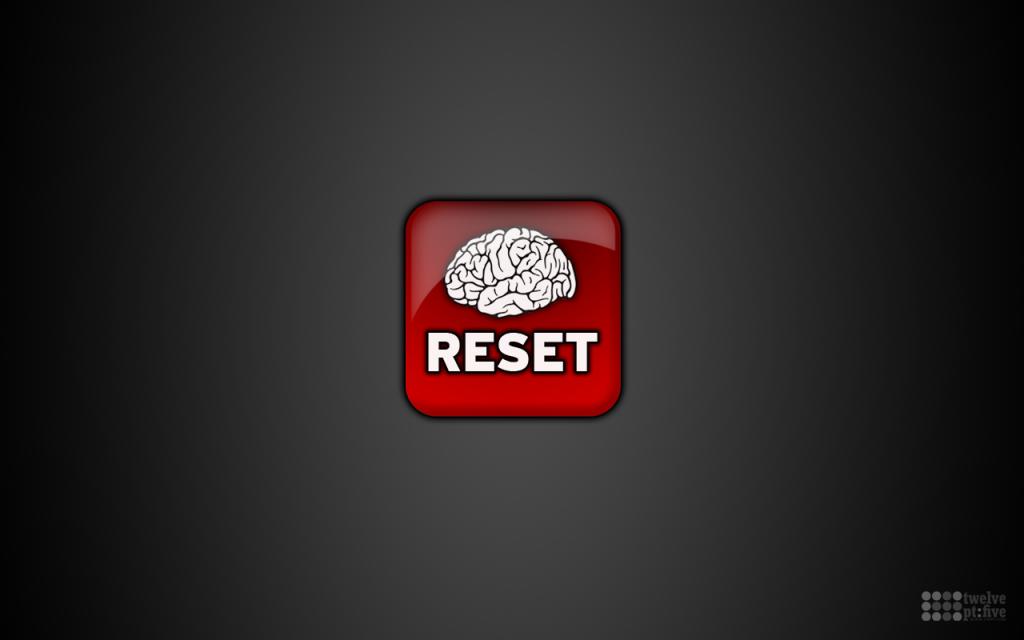 Resetbrain