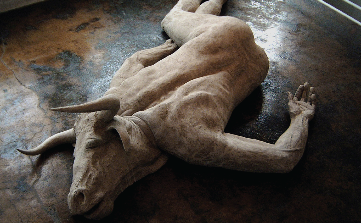 minotaur_sculpture