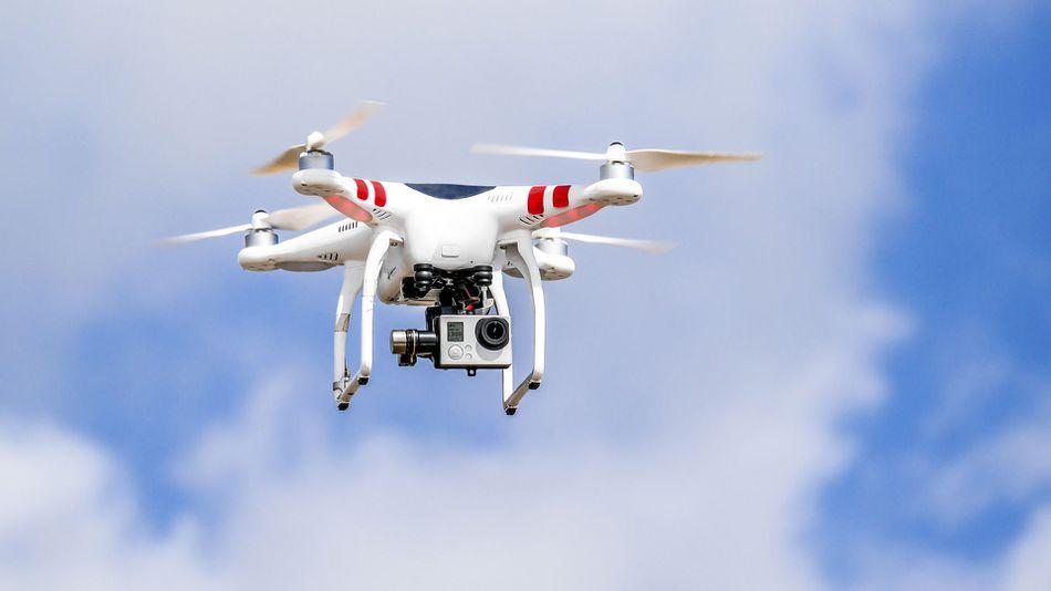 white_drone
