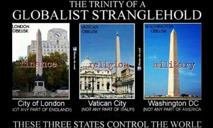 As 3 Corporações que Controlam o Mundo a City de Londres Washington DC e a Cidade do Vaticano
