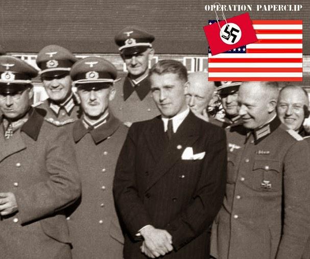 como os nazis na realidade ganharam a guerra