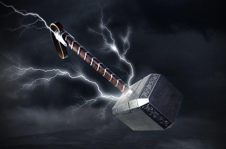 operação mjolnir martelo de thor