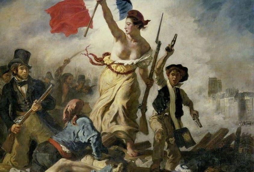 Os Coletes Amarelos e o Vórtice de Paris por Cobra a 16 de Dezembro de 2018