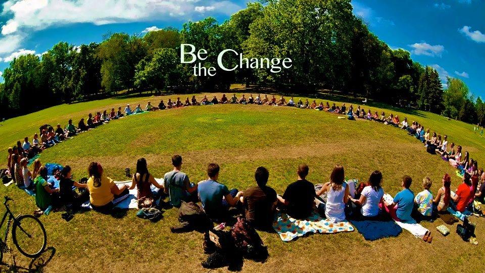 crie ou adira a um grupo e participe na rede mundial do preparem-se para a mudança